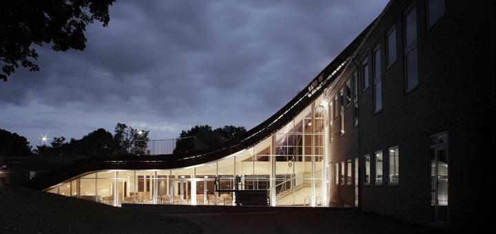 Kulturcenter Mariehøj - ØLLGAARD Rådgivende Ingeniører