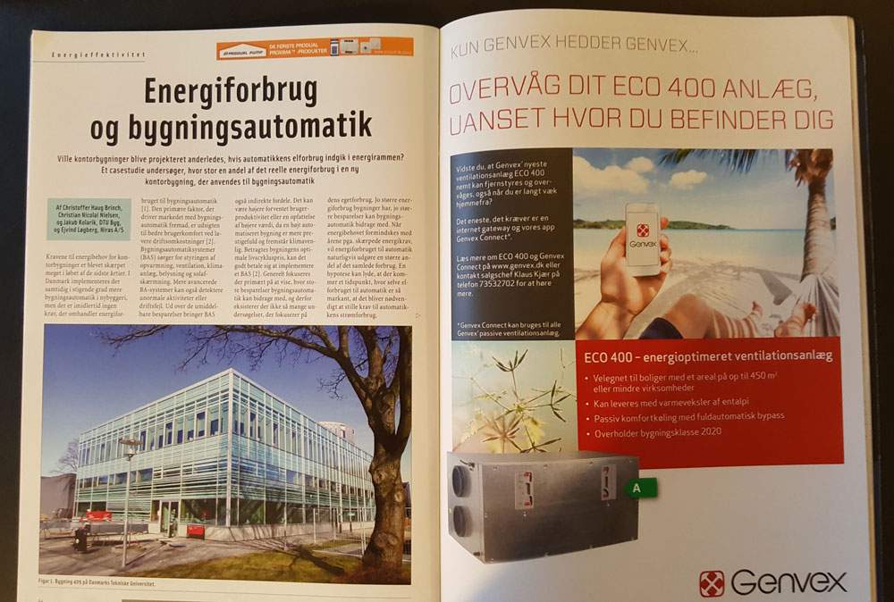 Energirammeberegning - ØLLGAARD Rådgivende Ingeniører