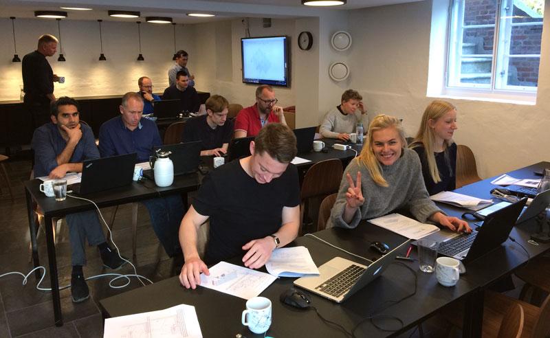 Internt kursus - ØLLGAARD Rådgivende Ingeniører